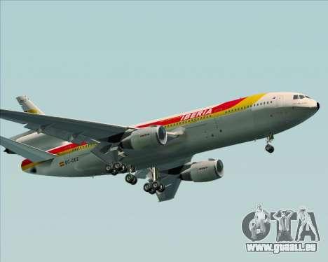 McDonnell Douglas DC-10-30 Iberia für GTA San Andreas Räder