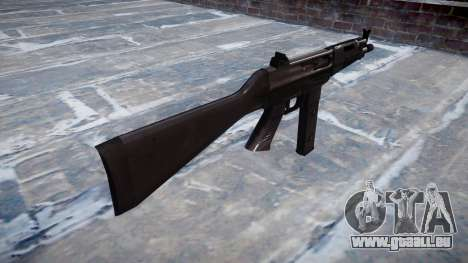 Pistole Taurus MT-40 buttstock1 icon1 für GTA 4 Sekunden Bildschirm