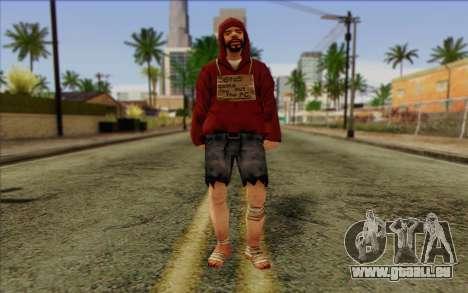 Squad Mitglied AI Haut 2 für GTA San Andreas