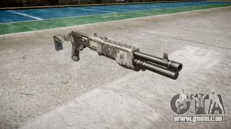 Ружье Franchi SPAS-12 Ghotex für GTA 4