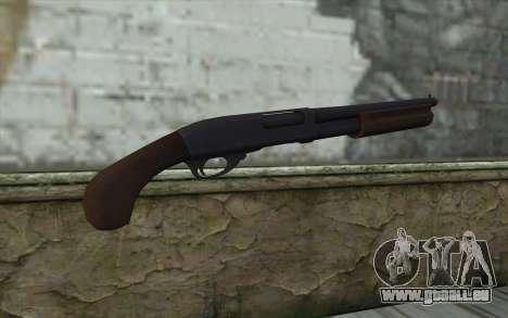 Remington 870 v2 pour GTA San Andreas deuxième écran