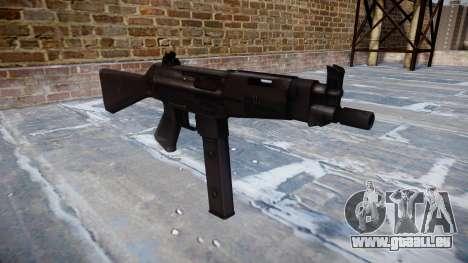 Pistole Taurus MT-40 buttstock1 icon1 für GTA 4