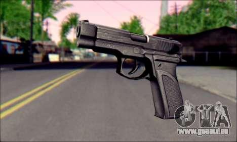 Fort-12 für GTA San Andreas