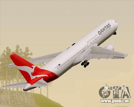 Boeing 767-300ER Qantas (New Colors) pour GTA San Andreas