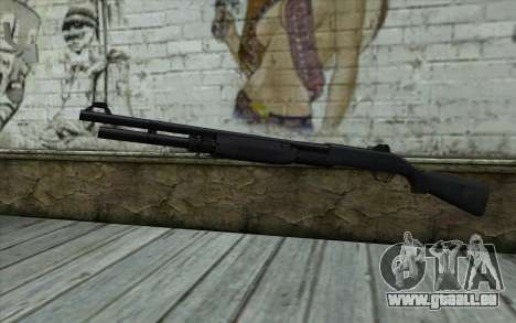 Benelli M3 Bump Mapping v3 pour GTA San Andreas