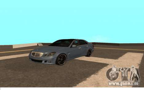 Mercedes-Benz W212 (Wheeljack from TF 3) pour GTA San Andreas