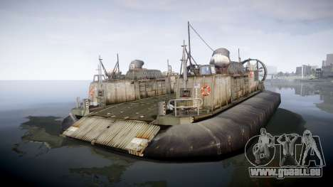LCAC US Navy pour GTA 4