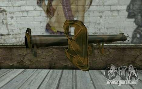 Panzerschreck von Day of Defeat für GTA San Andreas