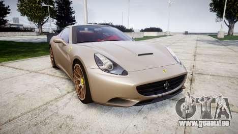 Ferrari California [EPM] pour GTA 4