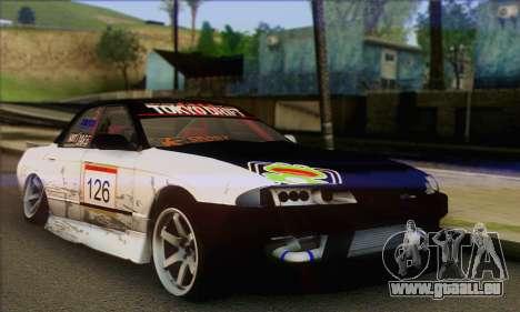 Nissan Skyline HCR32 pour GTA San Andreas