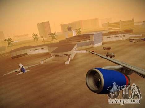 Airbus A319-132 Spirit Airlines pour GTA San Andreas