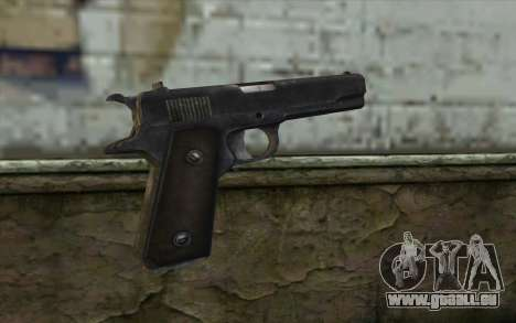 M1911 from Battlefield: Vietnam für GTA San Andreas zweiten Screenshot