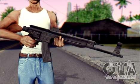 Machine (la Mort aux Espions 3) pour GTA San Andreas troisième écran