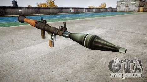 Ordinateur de poche grenade antichar (RPG) pour GTA 4