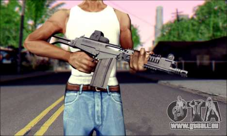 FN FAL from ArmA 2 für GTA San Andreas