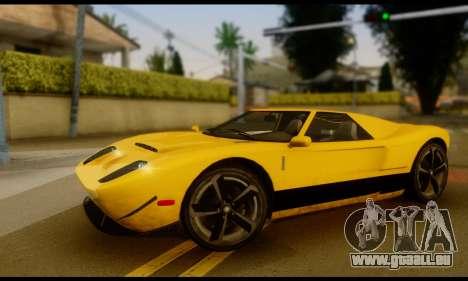 GTA 5 Bullet für GTA San Andreas