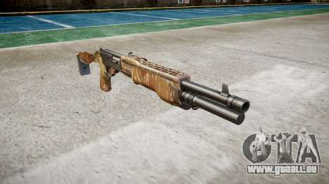 Ружье Franchi SPAS-12 Elite für GTA 4