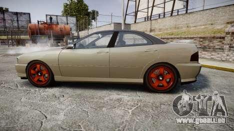 Dinka Chavos Custom pour GTA 4 est une gauche