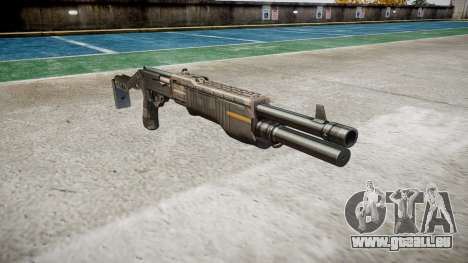 Ружье Franchi SPAS-12 EC Numérique pour GTA 4