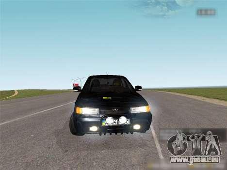 CES 2110 XN pour GTA San Andreas