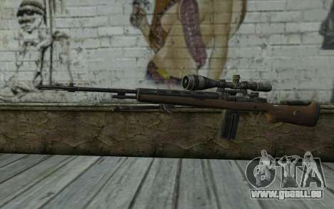 M21 from Battlefield: Vietnam pour GTA San Andreas
