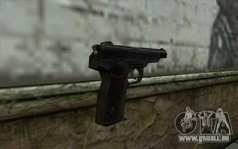 АПС aus Half - Life Paranoia für GTA San Andreas zweiten Screenshot