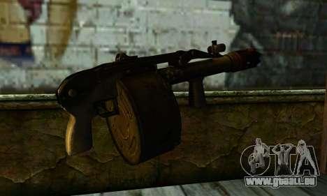 Shotgun from Gotham City Impostors v2 für GTA San Andreas zweiten Screenshot