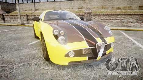 Alfa Romeo 8C Competizione pour GTA 4