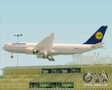 Airbus A330-200 Lufthansa für GTA San Andreas