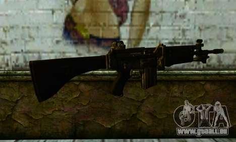 Dawn Patrol from Gotham City Impostors pour GTA San Andreas deuxième écran