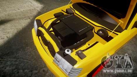 Mercedes-Benz W124 Brabus für GTA 4 Seitenansicht