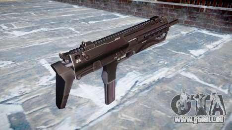 Maschinenpistole HK MP7 für GTA 4 Sekunden Bildschirm