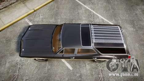 Oldsmobile Vista Cruiser 1972 Rims1 Tree1 pour GTA 4 est un droit