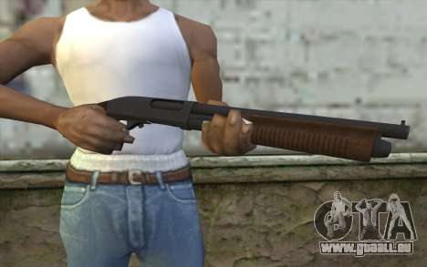 Remington 870 v2 für GTA San Andreas dritten Screenshot