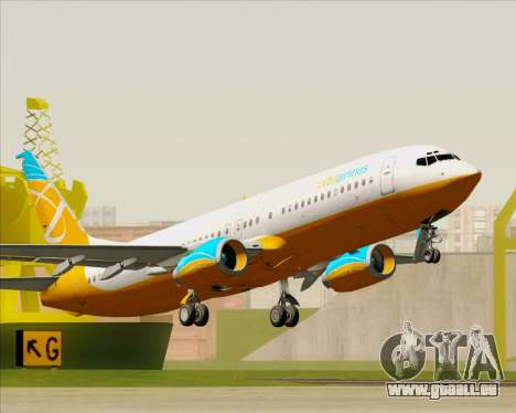 Boeing 737-800 Orbit Airlines pour GTA San Andreas