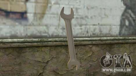 Wrench from Unity3D für GTA San Andreas zweiten Screenshot