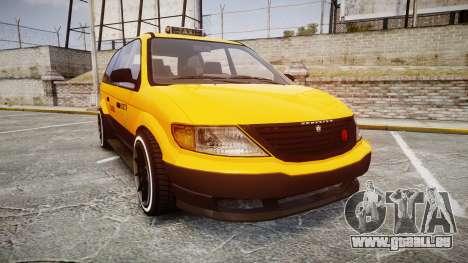 Schyster Cabby Taxi für GTA 4