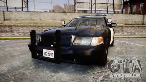 Ford Crown Victoria CHP CVPI Liberty [ELS] für GTA 4