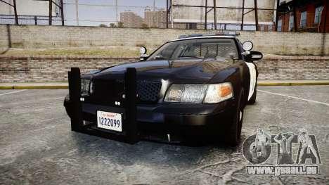 Ford Crown Victoria CHP CVPI Liberty [ELS] pour GTA 4