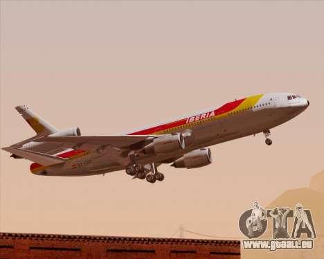 McDonnell Douglas DC-10-30 Iberia für GTA San Andreas