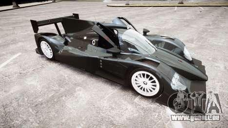 Lola B12-80 pour GTA 4 est une vue de l'intérieur