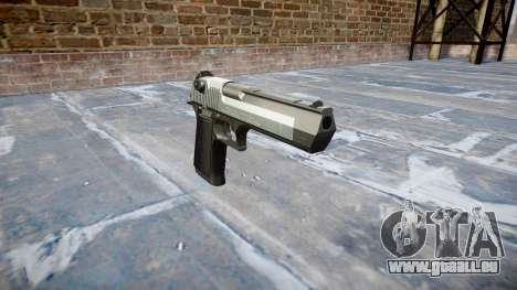 Пистолет IMI Desert Eagle Mk XIX Zwei-Ton für GTA 4