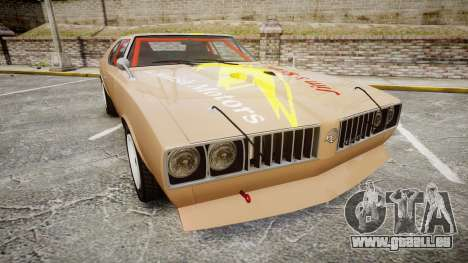Classique Stallion 2Gen pour GTA 4
