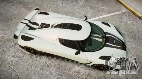 Koenigsegg Agera R 2013 [EPM] v1.5 pour GTA 4 est un droit