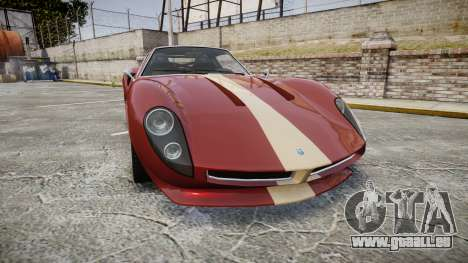 Grotti Stinger GT für GTA 4