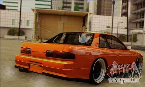 Nissan Onevia SWS pour GTA San Andreas laissé vue