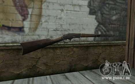 Winchester 1873 v1 pour GTA San Andreas deuxième écran