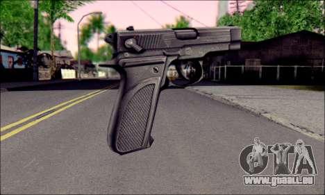 Fort-12 für GTA San Andreas zweiten Screenshot