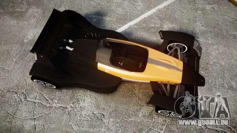 Caparo T1 pour GTA 4 est un droit