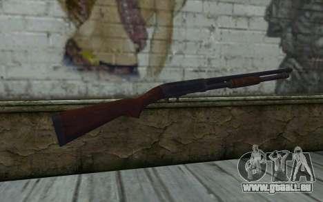 Ithaca Mod. 37 für GTA San Andreas zweiten Screenshot